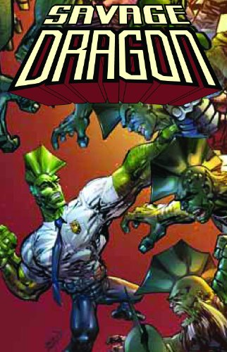 9781607063230: Savage Dragon: Dragon War TP
