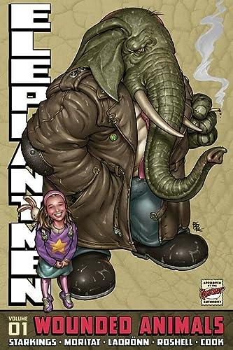 Elephantmen Volume 1: Wounded Animals Revised Edition TP: Starkings, Richard; Kelly, Joe