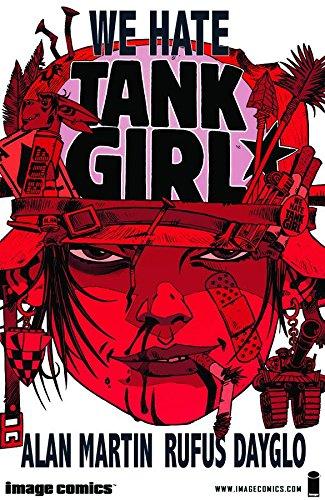 9781607063490: We Hate Tank Girl TP
