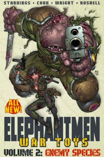 9781607063513: Elephantmen: War Toys 2: Enemy Species