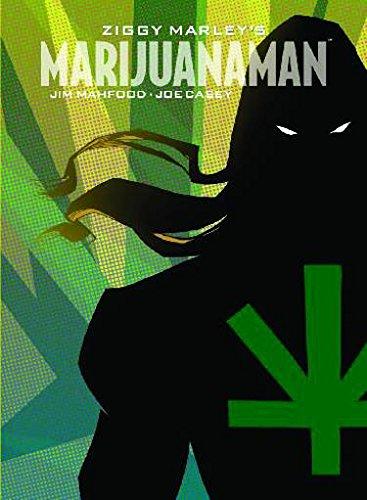 Ziggy Marleys Marijuanaman HC: Marley, Ziggy; Casey, Joe