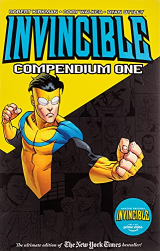 9781607064114: Invincible Compendium 1