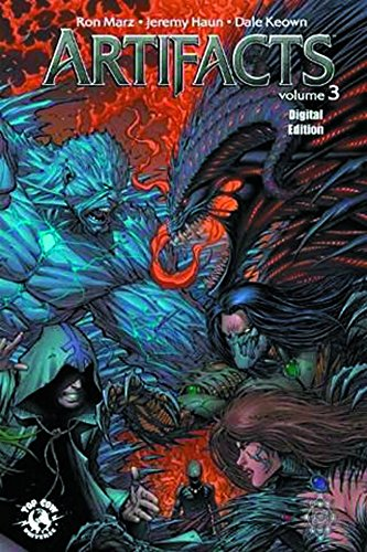Artifacts Volume 3 TP (Artifacts (Top Cow))