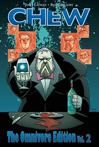 Chew Omnivore Edition 9781607064268: John Layman, Rob Guillory