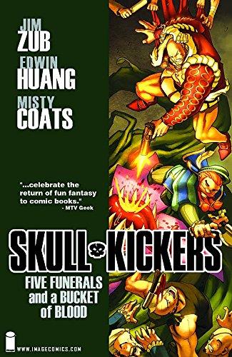 9781607064428: Skullkickers, Vol. 2: Five Funerals and a Bucket of Blood