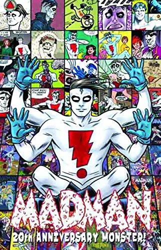 Madman 20th Anniversary Monster (Hardback): Mike Allred