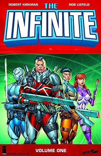 Infinite Volume 1 TP: Liefeld, Rob