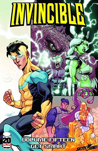 Invincible Volume 15: Get Smart