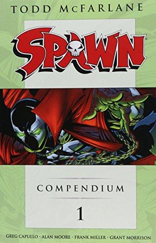 Spawn Compendium 1 (1607064995) by Todd McFarlane