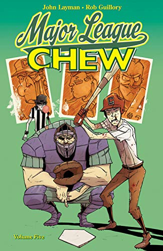 9781607065234: Chew, Vol. 5: Major League Chew