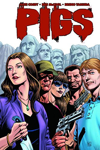 Pigs Volume 2 TP (Pigs (Image Comics)): McCool, Ben; Cosby, Nate