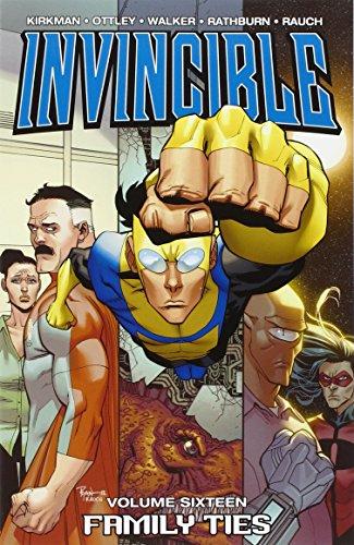 9781607065791: Invincible Volume 16: Family Ties