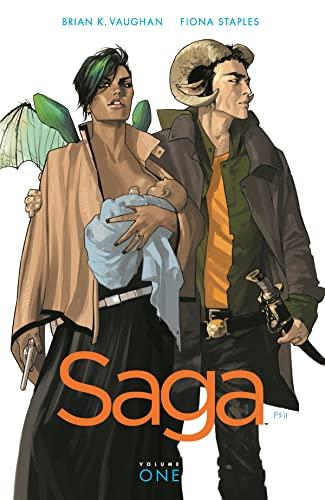 9781607066019: Saga, Vol. 1