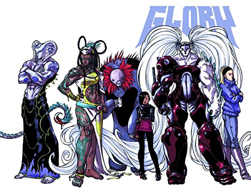 9781607066040: Glory, Vol. 1: The Once and Future Destroyer