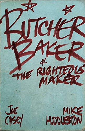 9781607066521: Butcher Baker The Righteous Maker