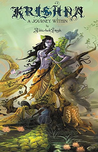 9781607066538: KRISHNA: A Journey Within