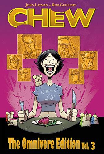 Chew Omnivore Edition Volume 3 HC: Layman, John