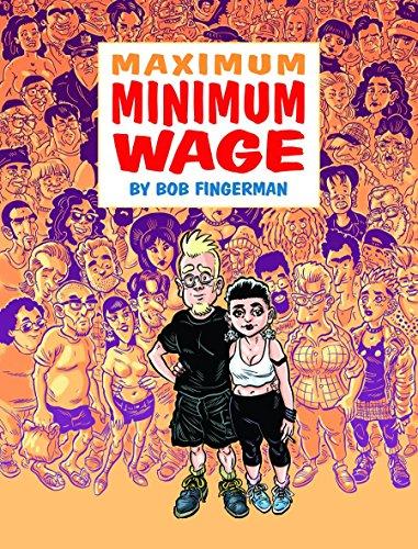 9781607066743: Maximum Minimum Wage HC