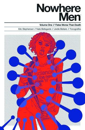 9781607066910: Nowhere Men Volume 1: Fates Worse Than Death TP