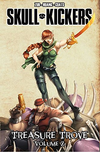 9781607067948: Skullkickers Treasure Trove Volume 2 HC (Skullkickers Volume 1 Treasure)