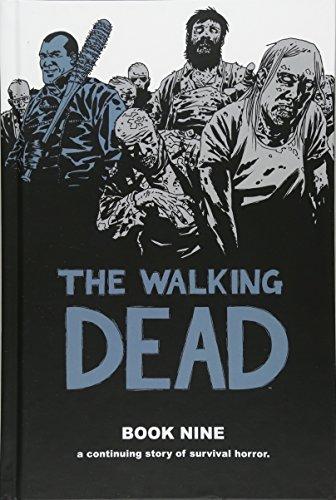 Walking Dead Book 9: Cliff Rathburn