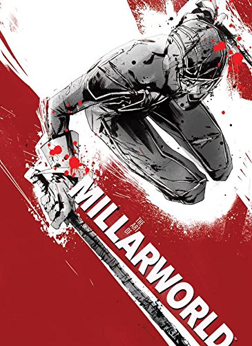 The Art of Millarworld: Mark Millar