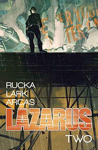 9781607068716: Lazarus, Vol. 2: Lift