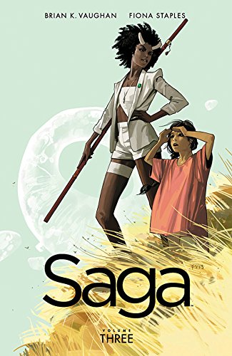 9781607069317: Saga, Vol. 3