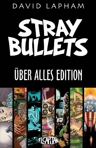 Stray Bullets Uber Alles Edition TP: Lapham, David