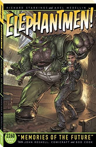 9781607069591: Elephantmen 2260