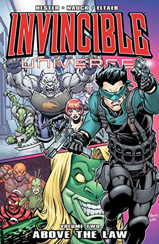 9781607069867: Invincible Universe 2: Above the Law