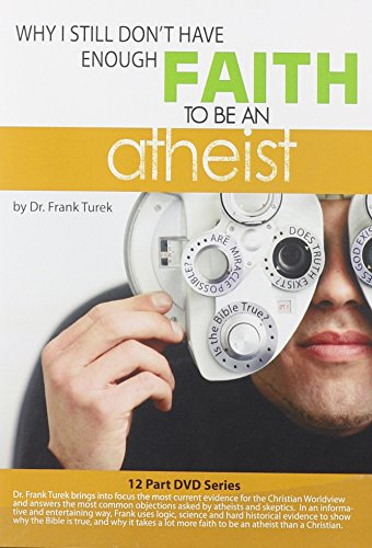9781607084532: Why I Still Don't Have Enough Faith to Be an Atheist Dvd Series