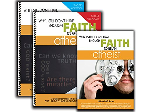 9781607084907: Why I Still Don't Have Enough Faith to Be an Atheist - Complete INSTRUCTOR SET