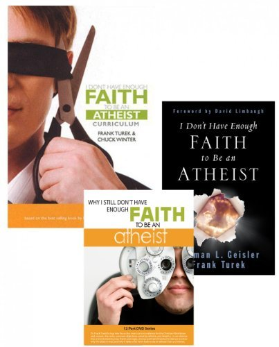 9781607084914: I Don't Have Enough Faith to Be an Atheist Curriculum Complete Set