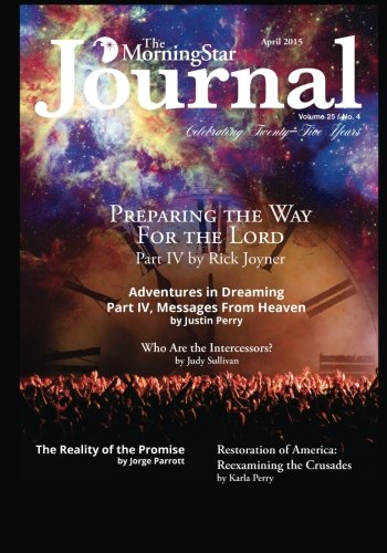 9781607086048: MorningStar Journal April