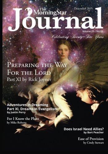9781607086390: The MorningStar Journal December