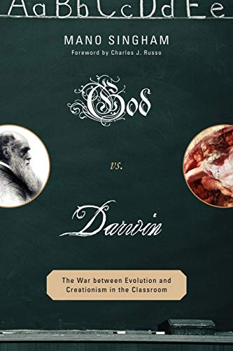 9781607091707: God vs. Darwin: The War between Evolution and Creationism in the Classroom