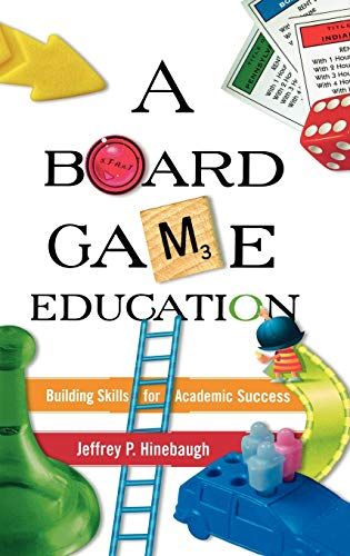 9781607092599: A Board Game Education