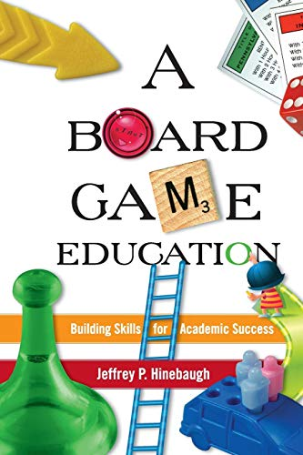 9781607092605: A Board Game Education