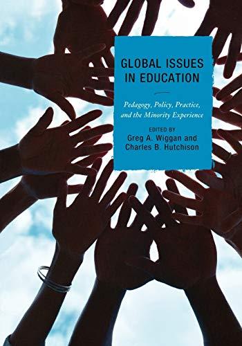 Global Issues in Education: Greg Wiggan (editor),