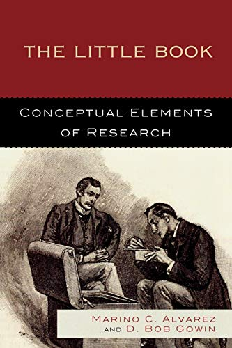 9781607092933: The Little Book: Conceptual Elements of Research