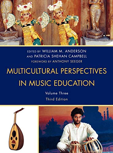 Multicultural Perspectives in Music Education, Volume III: Anderson, William