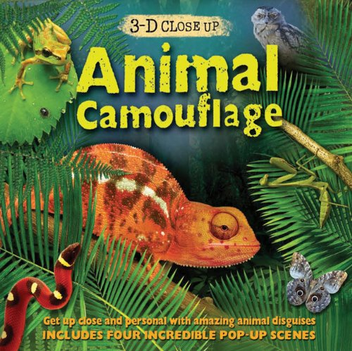 3-D Close Up: Animal Camouflage: Gilpin, Daniel