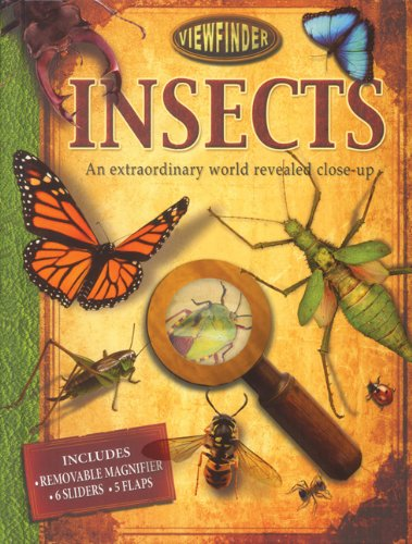 Viewfinder: Insects: John Woodward, Stephen