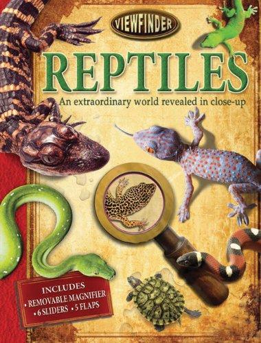 Viewfinder: Reptiles (1607100290) by Barbara Taylor
