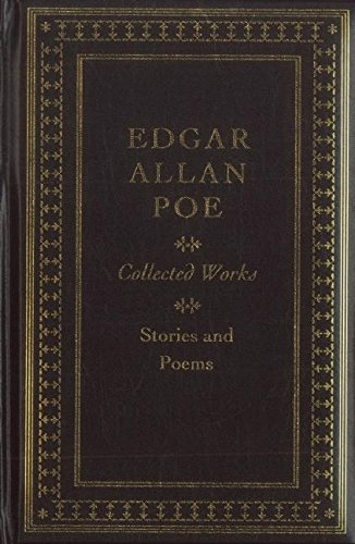 9781607100713: Edgar Allan Poe: Collected Works: Stories and Poems (Canterbury Classics)