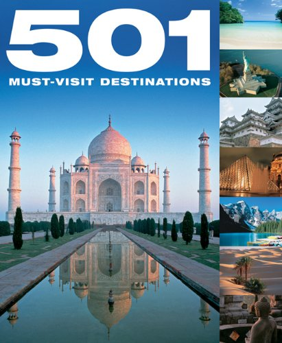 501 Must-Visit Destinations (501 Musts): Brown, Jackum, Brown, David