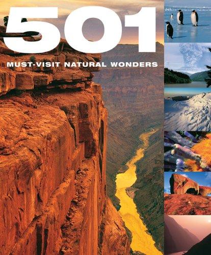 9781607100904: 501 Must-Visit Natural Wonders