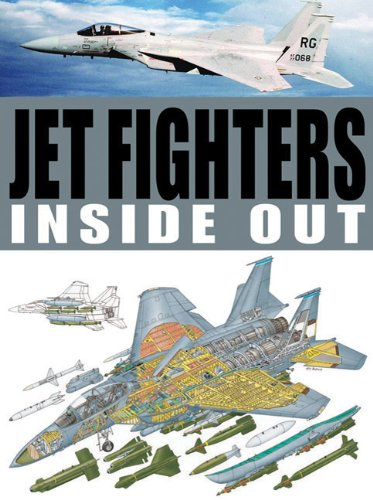 9781607101086: Jet Fighters Inside Out (Inside Out (Thunder Bay Books))