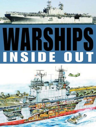 9781607101093: Warships Inside Out